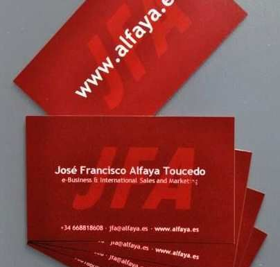JFA | e-Business & International Sales and Marketing