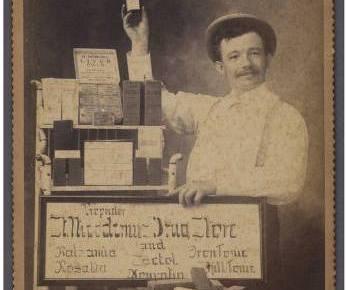 Drug Salesman