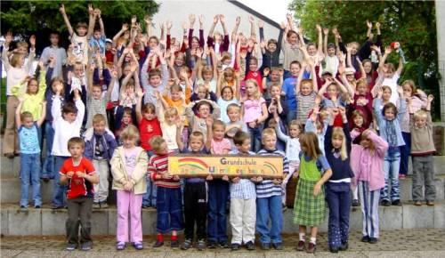 Willkommen in der Grundschule unterm Regenbogen in Alfen