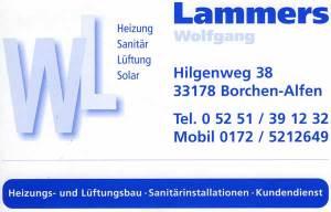Heizung Sanitär Lüftung Solar - Wolfgang Lammers