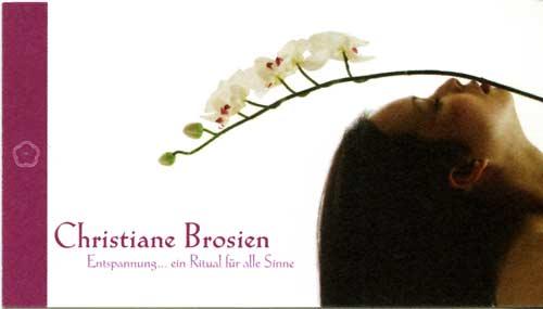 Christiane Brosien - Wellness speziell für die Frau