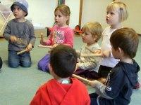Kursleitung gesucht - Musikalische Früherziehung