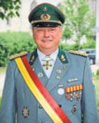 Markus Hüster Oberst und Kaiser