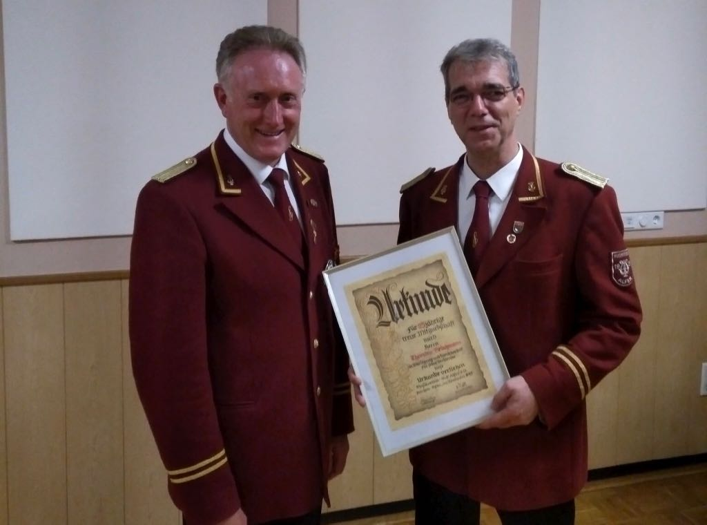 JHV des Musikvereins
