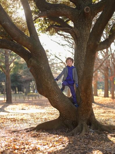 Kids portraits in Tokyo