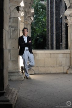 Professor Satoshi Ono for Eurobiz Magazine