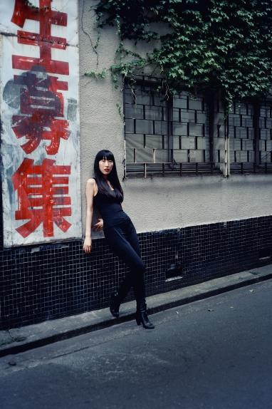 Mari street shoot in Tokyo
