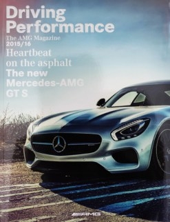 Feature on Samurai for Mercedes-AMG Magazine, 2015/16
