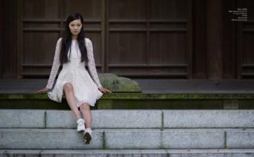 Fashion shooting, Kamakura