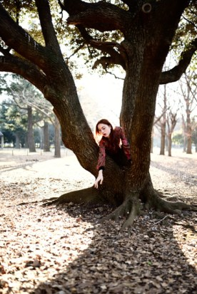 Reverie in Yoyogi Park