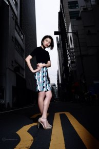 Tokyo is our studio: Norie in Ginza