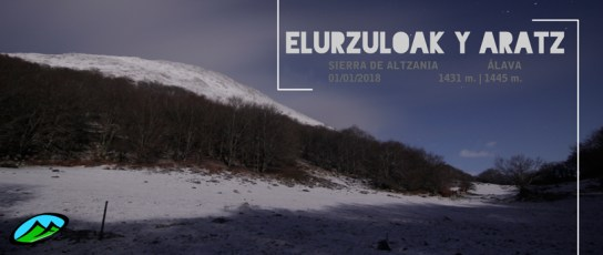 MendiaK: Año Nuevo en el Aratz [2018]