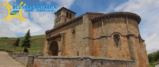 Destino Cantabria: Colegiata de Cervatos