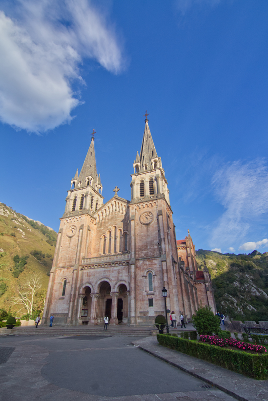 Basílica Covadonga