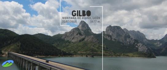 MendiaK: Gilbo por Arista NE (Cervino Leonés)