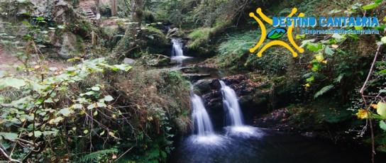 Destino Cantabria: Cascadas de Lamiña