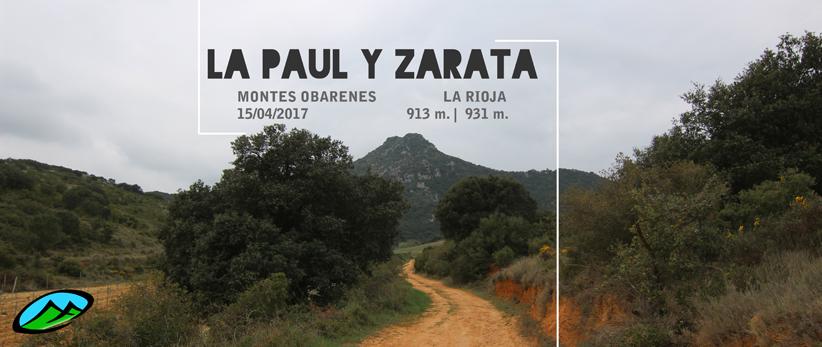 La Paúl y Zarata