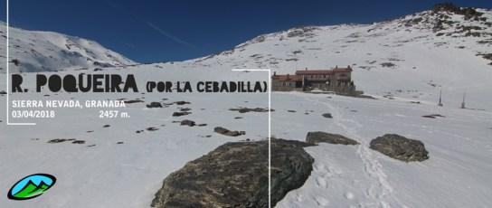 MendiaK: Mulhacén desde La Cebadilla (Día 1: La Cebadilla – Refugio de Poqueira)