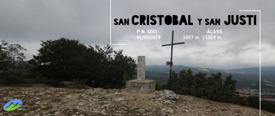 MendiaK: San Cristobal y San Justi