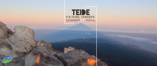 MendiaK: Teide o Echeyde