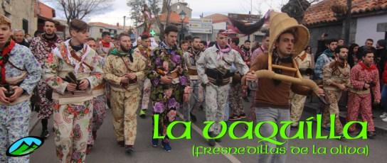 Especial Mascaradas: La Vaquilla de Fresnedillas de la Oliva