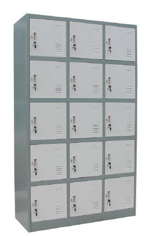 alfim 15 door lockers of factory workers gym employee