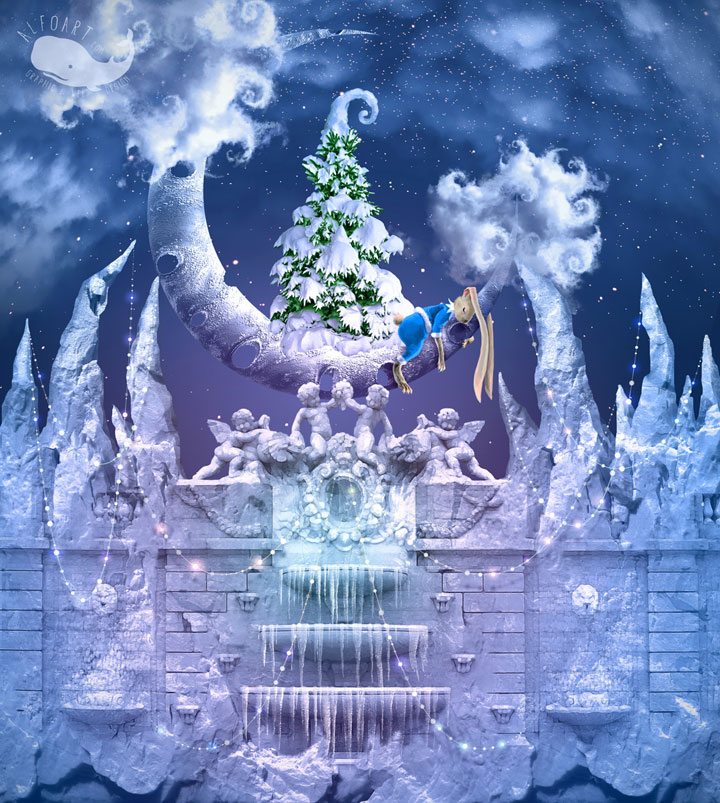 Christmas Wonderland Learn How To Create Fairy Tale Style