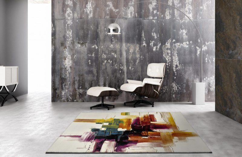 Alfombra Arte Abstracto BELIS 20752 21 Multi