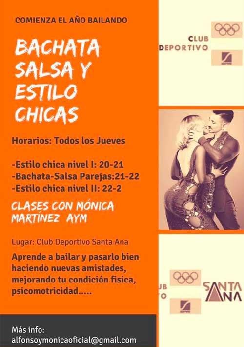 Clases Estilo Chica en Cartagena