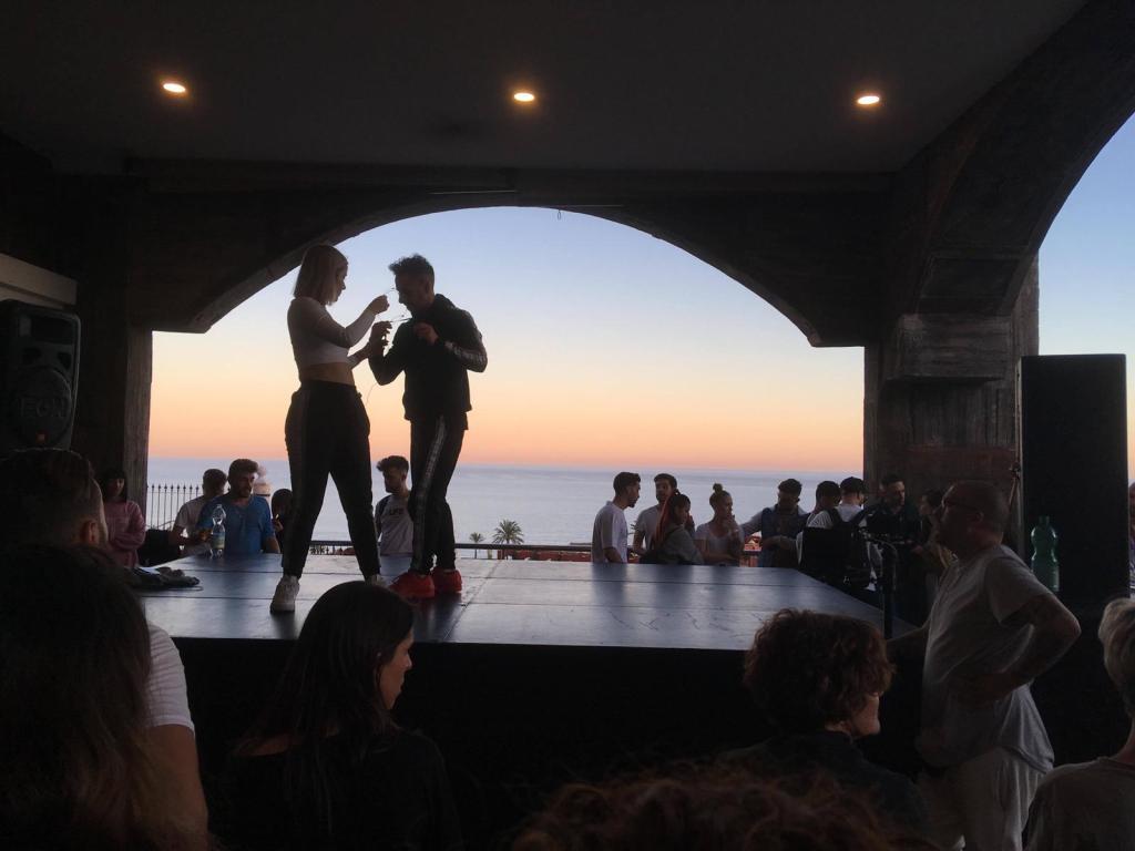 Talleres de Alfonso y Mónica en LIFE Málaga Salsa Congress 2019