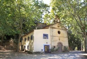 L'ermita de Sant Antoni de Pàdua.