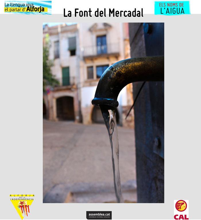 Font-del-Mercadal