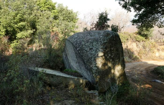 roca dels angels - Alforja