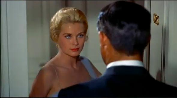 Image result for grace kelly in to catch a thief