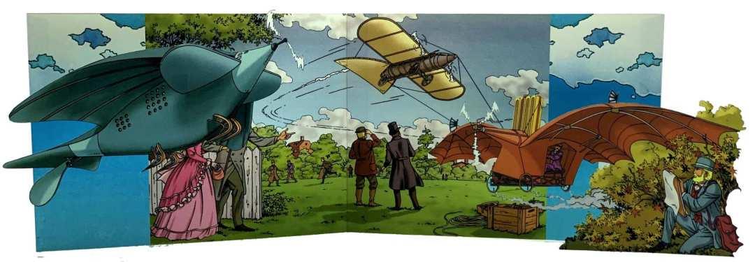 3D Cards – Storia dell'aviazione