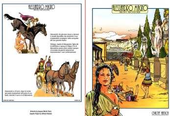 Alessandro Magno - Nascita e adolescenza