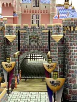 Castello Bella Addormentata a Disneyland