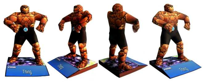 Fantastic Four - Thing