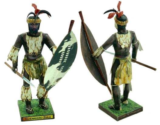 Guerriero Zulù