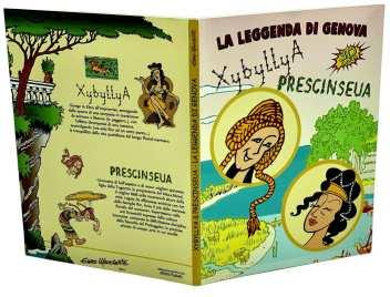 La Leggenda di Genova - Xybyllya & Prescinseua