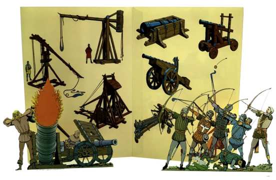 Le macchine da guerra