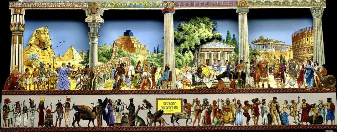 Panorama dell'antichità