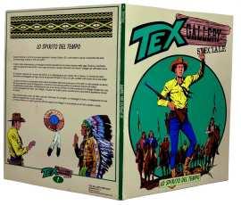 Special card Tex - Lo spirito del tempo