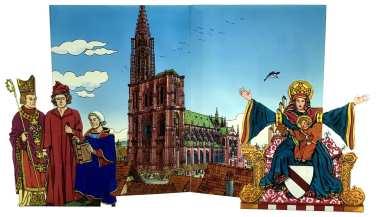 Strasburgo - La cattedrale