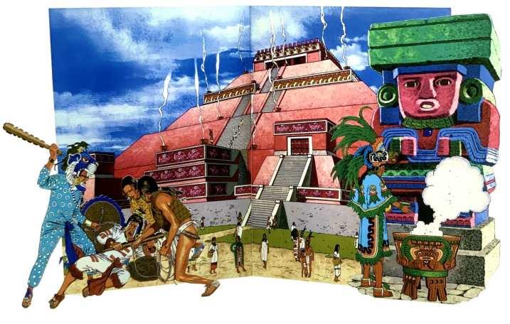 Teotihuacan - La Piramide del Sole