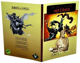 The Divine Comedy Inferno - Dante & Virgil