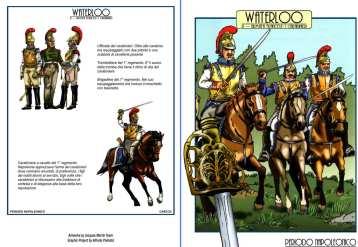 Waterloo 2 - Armata francese_I Carabinieri