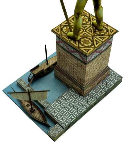 Colosso di Rodi - 7 Meraviglie