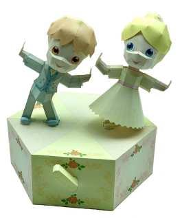 Bambole che danzano 1..