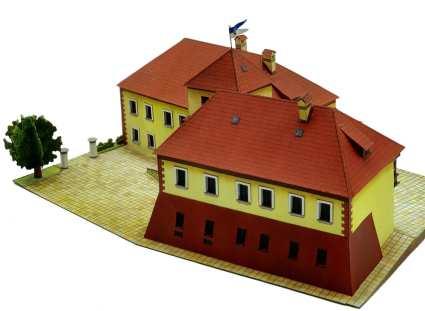 Castello Vysoky a Temelin
